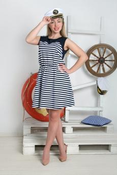 Платье Морячка Милана